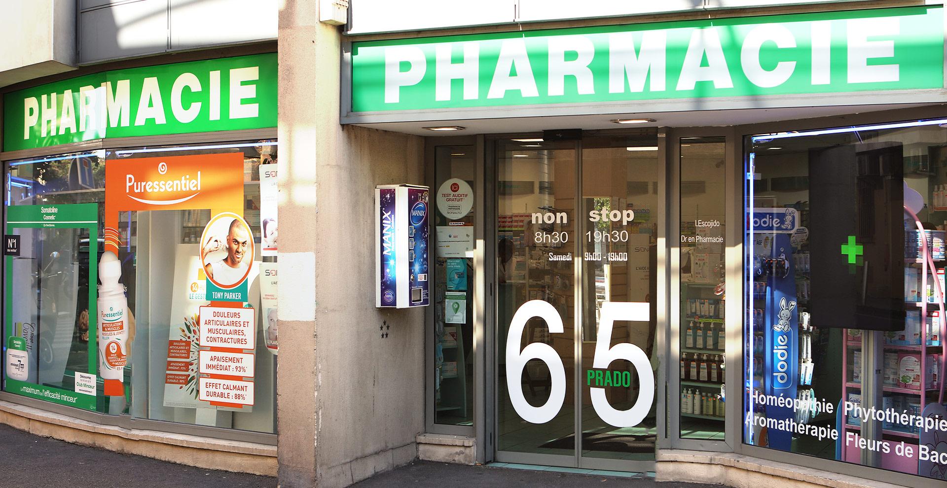 Pharmacie 65 Prado